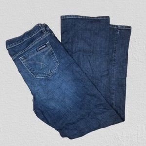 Vintage 1980s Calvin Klein Jeans 14x32